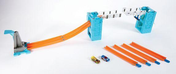 Hot Wheels Track Builder Stunt Bridge Product image