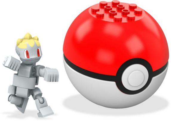 Pokeball de Pokémon Mega Bloks, choix Image de l'article