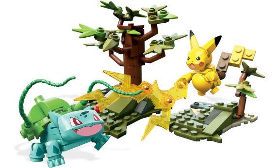 Mega Bloks Pokémon Battle Set, Assortment Product image