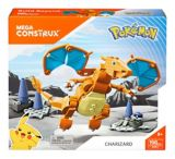 Pokémon Mega Bloks, ensemble de Charizard | Mega Bloksnull