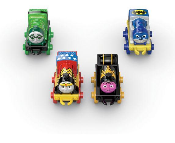 Figurines miniatures Thomas & Friends, choix, paq.4 Image de l'article