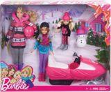 Coffret Barbie et ses soeurs, plaisirs d'hiver | Barbienull