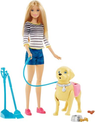 Barbie Walk & Potty Pup Product image