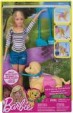 Barbie, promenade du chiot | Barbienull