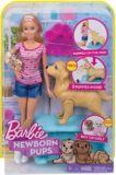Barbie Newborn Pups Pet, Assorted | Barbienull