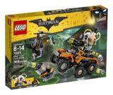 LEGO Batman, L'attaque du camion toxique de Bane, paq.366 | Lego Batmannull