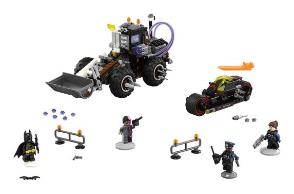 LEGO Batman Two-Face Double Demolition, 564-pc Product image