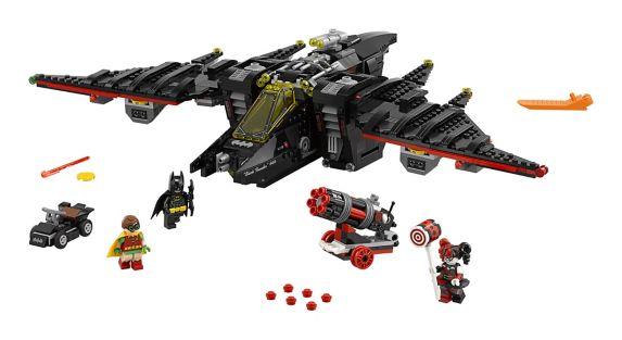 LEGO Batman The Batwing, 1053-pc