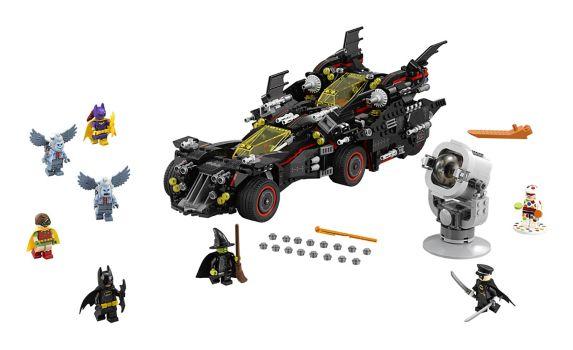 LEGO Batman The Ultimate Batmobile, 1456-pc Product image