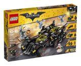 LEGO Batman The Ultimate Batmobile, 1456-pc | Lego Batmannull