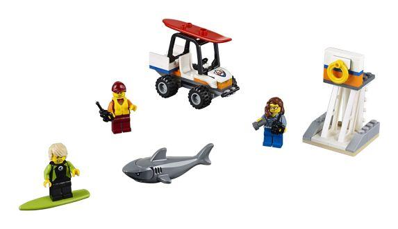 LEGO City Coast Guard Starter Set, 76-pc Product image