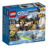 LEGO City Coast Guard Starter Set, 76-pc   Legonull