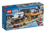LEGO City 4 x 4 Response Unit, 347-pc | Legonull