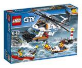LEGO City, L'hélicoptère de secours, paq. 415 | Legonull