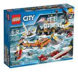 LEGO City, Le QG des garde-côtes, paq. 792 | Legonull