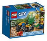 LEGO City, Le buggy de la jungle, paq. 53 | Legonull