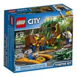 LEGO City, Ensemble de départ de la jungle, paq. 88 | Legonull