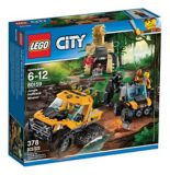 LEGO City, La mission dans la jungle, paq. 378 | Legonull