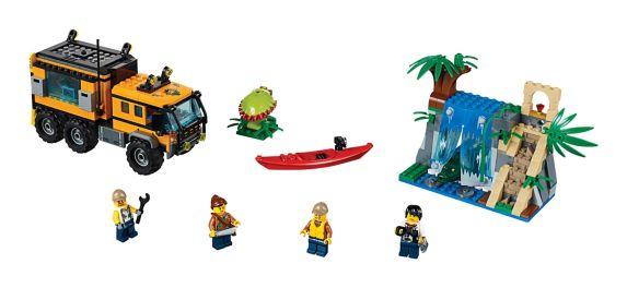 LEGO Jungle Mobile Lab, 426-pc Product image
