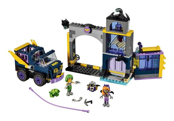 LEGO DC Super Hero Girls Batgirl Secret Bunker, 351-pc Product image