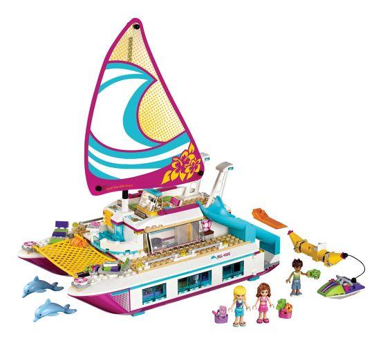 LEGO Friends Sunshine Catamaran, 603-pc Product image