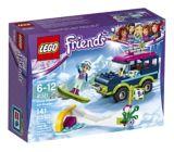 LEGO Friends Snow Resort Off-Roader, 141-pc | Legonull