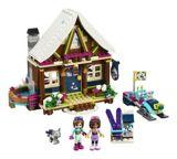 LEGO Friends Snow Resort Chalet, 402-pc | Legonull