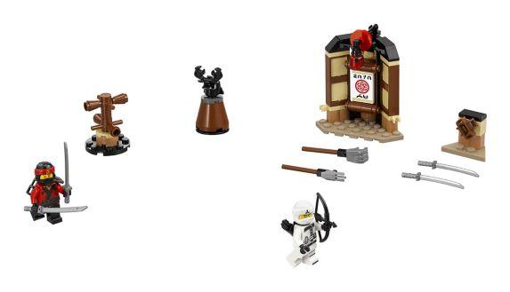 LEGO Ninjago Spinjitzu Training, 109-pc Product image