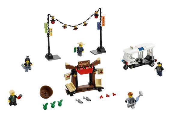 LEGO Ninjago, La poursuite dans la ville, paq.233 Image de l'article