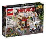 LEGO Ninjago, La poursuite dans la ville, paq.233 | Legonull