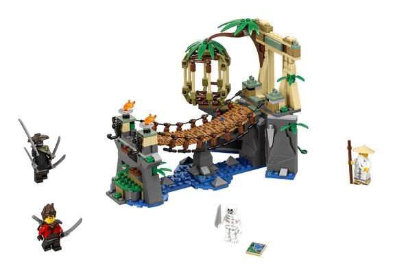 LEGO Ninjago Master Falls, 312-pc Product image