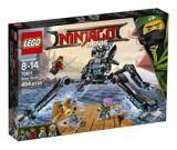 LEGO Ninjago, Le robot-araignée d'eau, paq.494 | Legonull