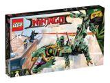 LEGO Ninjago Green Ninja Mech Dragon, 544-pc | Legonull