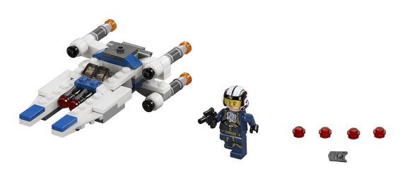 LEGO Star Wars, Microvaisseau U-Wing, paq.109 Image de l'article