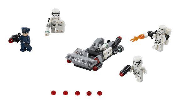LEGO Star Wars First Order Transport Speeder Battle Pack, 117-pc Product image