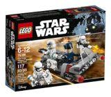 LEGO Star Wars First Order Transport Speeder Battle Pack, 117-pc | LEGO Star Warsnull