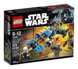 LEGO Star Wars Bounty Hunter Speeder Bike Battle Pack, 125-pc | LEGO Star Warsnull