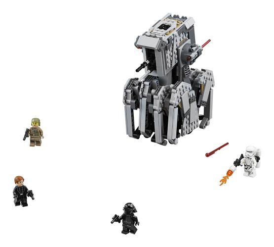 LEGO Star Wars, Vaisseau de reconnaissance lourd du Premier Ordre, paq.554 Image de l'article