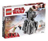 LEGO Star Wars, Vaisseau de reconnaissance lourd du Premier Ordre, paq.554   LEGO Star Warsnull