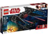 LEGO Star Wars Kylo Ren's TIE Fighter, 630-pc | LEGO Star Warsnull