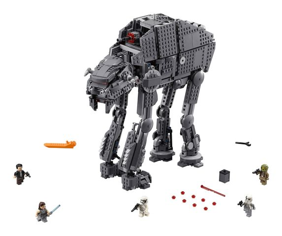 LEGO Star Wars First Order Heavy Assault Walker, 1376-pc Product image