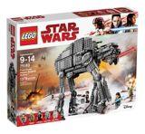 LEGO Star Wars First Order Heavy Assault Walker, 1376-pc | LEGO Star Warsnull