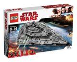 LEGO Star Wars, Star Destroyer du Premier Ordre, paq.1416 | LEGO Star Warsnull