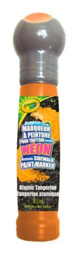 Marqueur de peinture néon pour trottoir Crayola Image de l'article