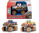 Rally Monster Pullback Car, Assorted, 6-in | DICKIE TOYnull