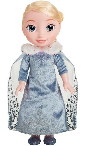 Olaf's Frozen Adventure Elsa Doll Product image