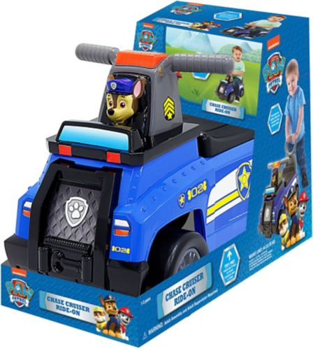 PAW Patrol Marshall Fire Truck & Chase Cruiser Ride-On Product image