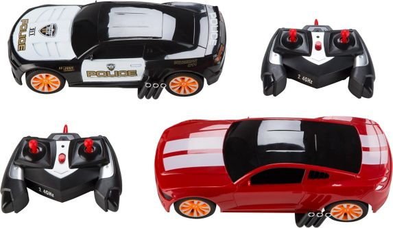 RC 2.4G Battle Bounce Police Chase Cars