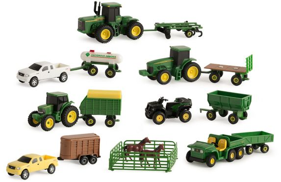 John Deere Vehicle Value Set Product image