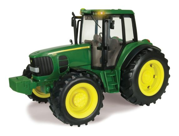 Tracteur de ferme John Deere Big Farm Image de l'article